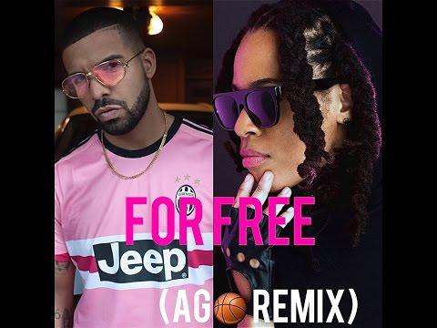 Download Youtube: DJ Khaled - For Free ft. Drake (Cover) (Hoop Remix)
