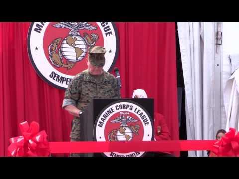 Marine South Opening Ceremony