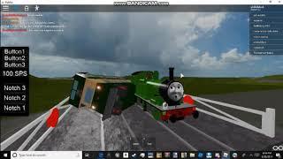 roblox thomas the tank engine crashes 10
