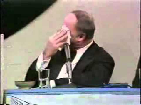 Bob Newhart roasts Don Rickles 2