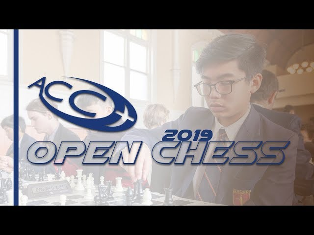 ACC Open Chess 2019