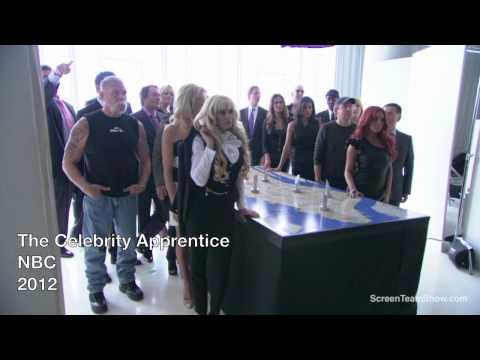 The Celebrity Apprentive Season 5 - Press Event 3