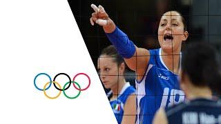 Women's Volleyball Quarter Finals - Italy v Korea | London 2012 Olympics