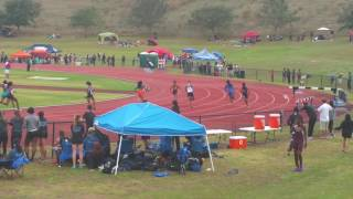 Girls 200m Sanford Seminole NTC Track Meet