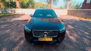 2017 VOLVO XC90 T5 AWD GEARTRONIC R DESIGN CINEMATIC VIEW BY DRIVE711