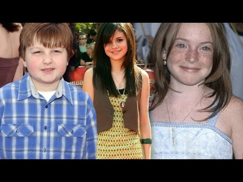 Former Child Stars  Where Are they Now? Crazy Transformations  toofab