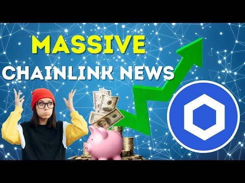 MASSIVE Chainlink & Grayscale News! – LINK Moonshot Coming? – Top Cryptocurrency Price Prediction
