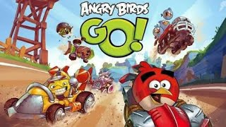 Angry Birds Go! fases 1 - 5 do wiki