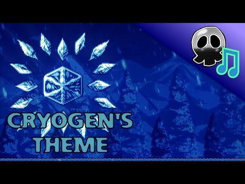 "Terraria Calamity Mod Music - ""Antarctic Reinforcement"" - Theme of Cryogen"