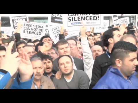 Turkey's Authoritarianism Dismays Western Allies