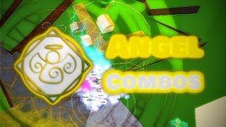 Combos D'Ange (angel Combos) Champs de bataille élémentaires de Roblox