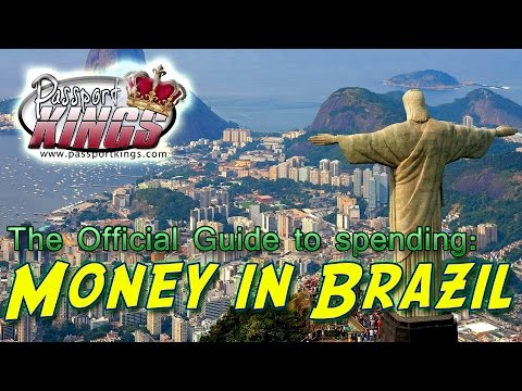 Guide to Money in Brazil: Passport Kings Travel Video