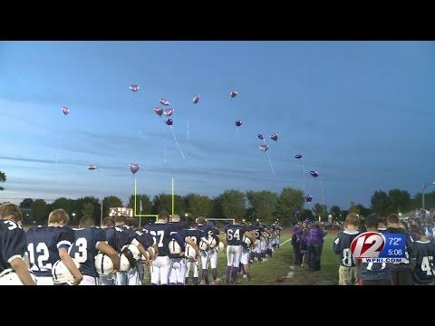 Westerly High School graduation