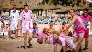 Majorca Beach Rugby 2012