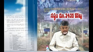 Titli Cyclonic Storm | Caused Damage of over Rs 3,435 Crore | CM Chandrababu Appeals to PM