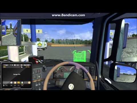 Duncan Currie plays Euro Truck Simulator 2 Part 1