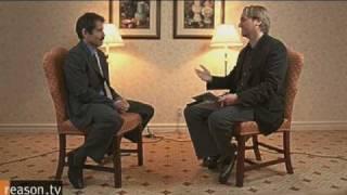 John Stossel interview with Reason Magazine Part 1 of 2.