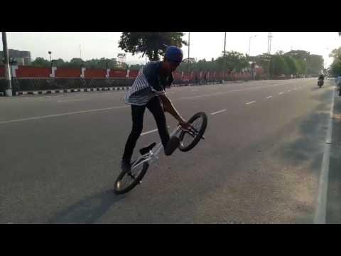 BIKRAM SARKAR/ FLATLAND BMX RIDER/ (GUWAHATI,INDIA)