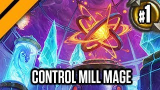 Hearthstone: Boomsday - Control Mill Mage P1
