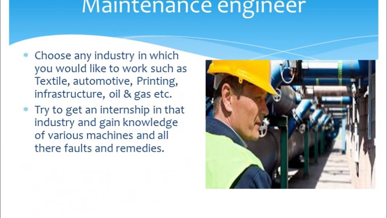 MECHANICAL JOB OPTIONS IN VARIOUS SECTORS FOR FRESHERS - YouTube