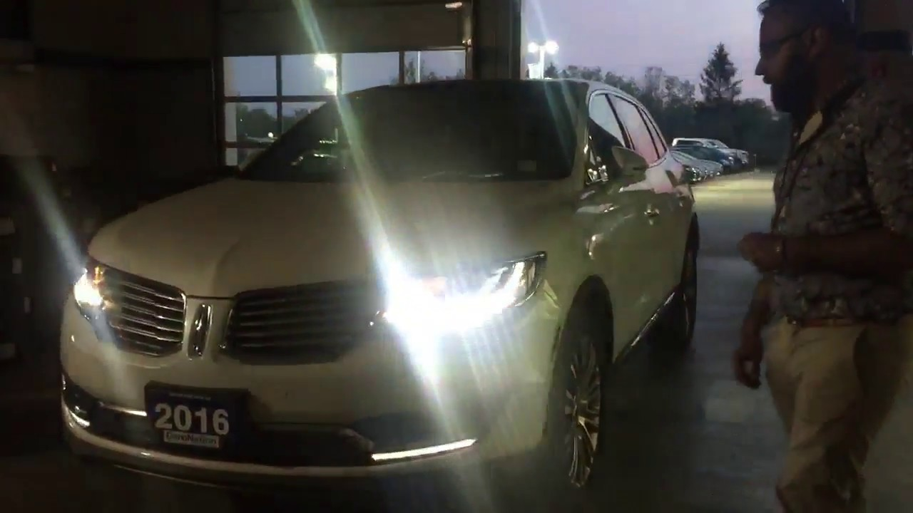 Lincoln Signature Lighting Northway Ford Brantford In Brant County