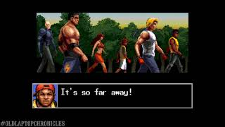 [OLC] Streets of Rage Remake (PC Fan Game) - Part 5