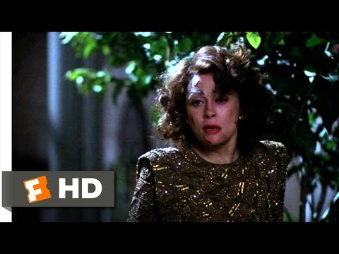 Mommie Dearest (5/9) Movie CLIP - Pruning the Garden (1981) HD