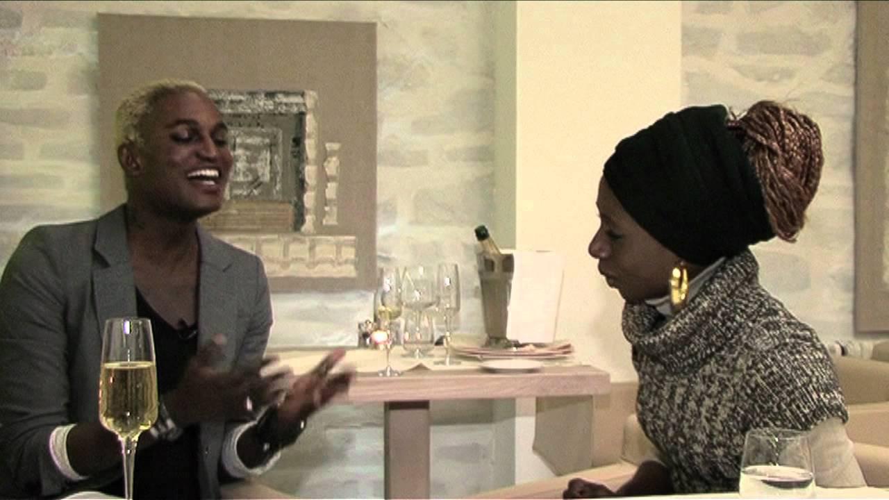 Babacar Ndiaye affirme qu'on nait Gay interview Maty