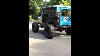Mail Jeep Test Drive Two