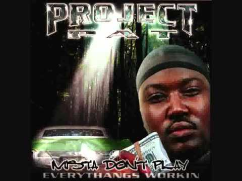 Project Pat - Life We Live (with lyrics)