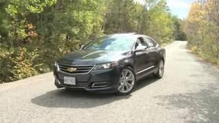 Chevrolet Impala Test Drive