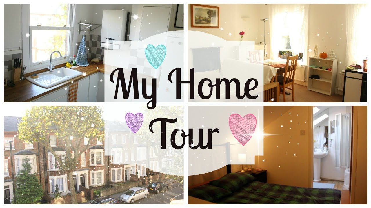♡ My Home Tour in London ♡ - YouTube
