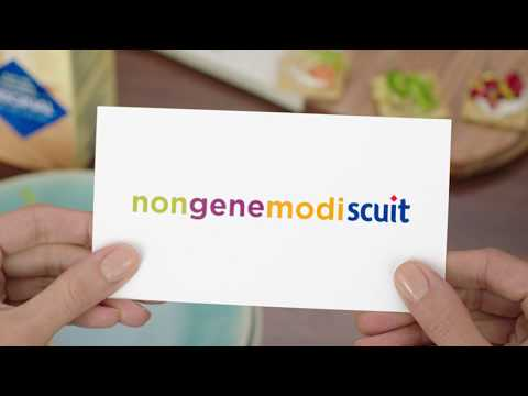 Triscuit Canada is Non-GMO Project Verified
