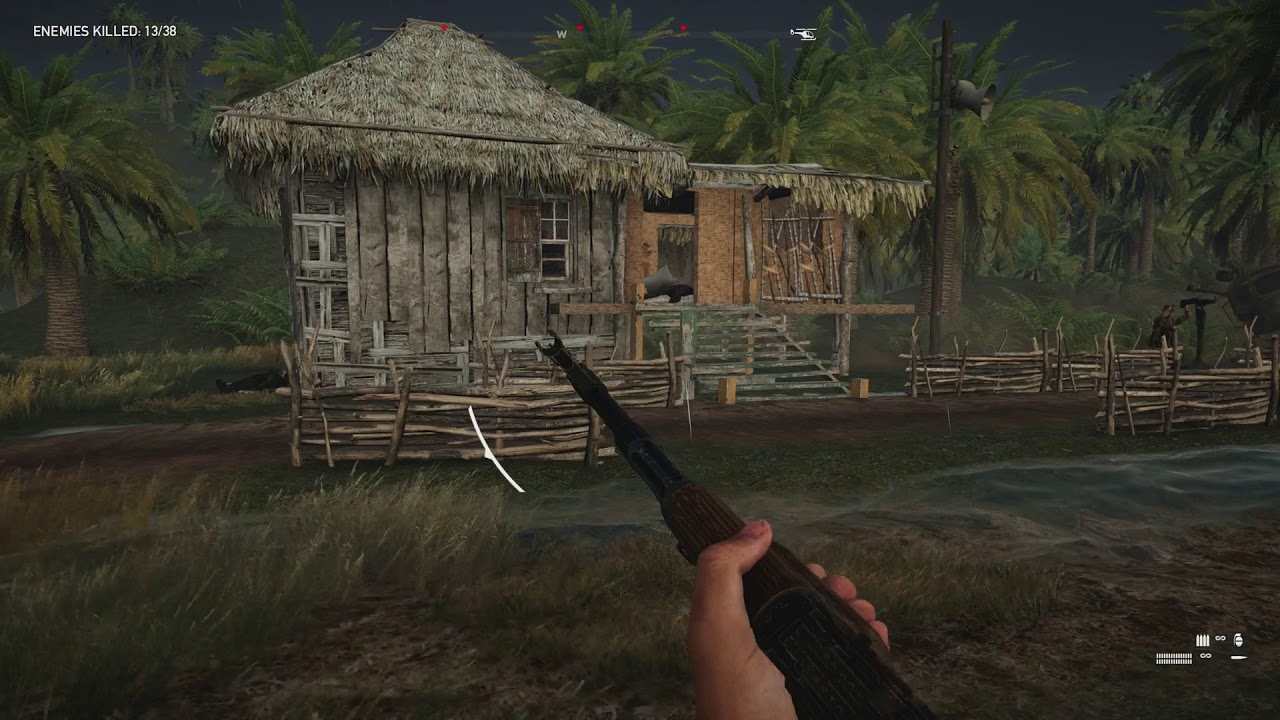 Far Cry 5 Arcade Mode Gameplay Epic Vietnam War Map Youtube