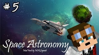 Minecraft Hardcore - Space Astronomy - 005 - Finding Ore
