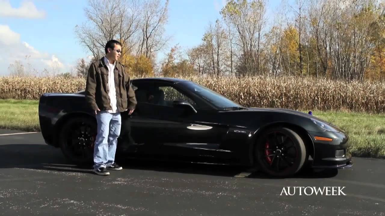 Corvette 2012 chevrolet corvette z06 : 2012 Chevrolet Corvette Z06 Centennial Edition: video walk around ...