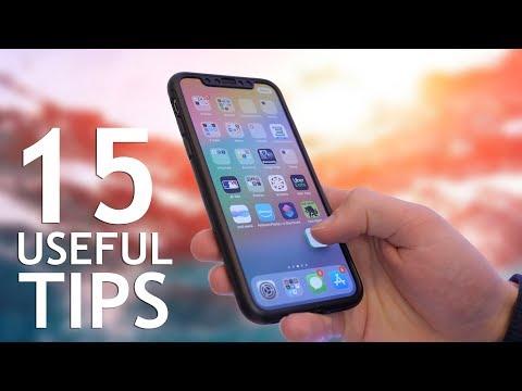 15 (Actually) Useful IPhone Tips - 2019
