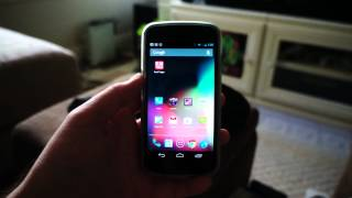 Tricks for Android 4.1 Jelly Bean Do A Barrel Roll