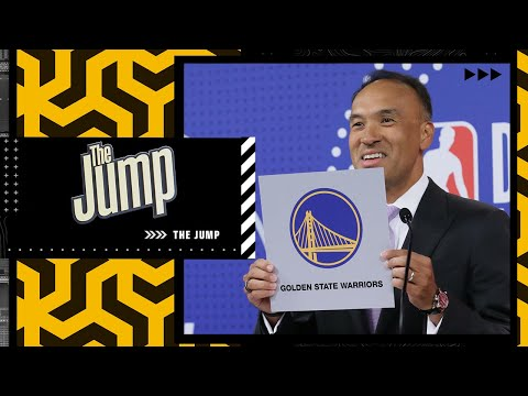 'No one in this #NBADraft is going to help the Golden State Warriors' - Kendrick Perkins | The Jump
