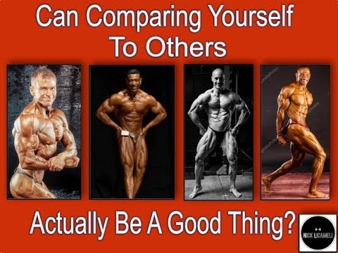 Can Comparing Yourself To Others Be A Good Thing?