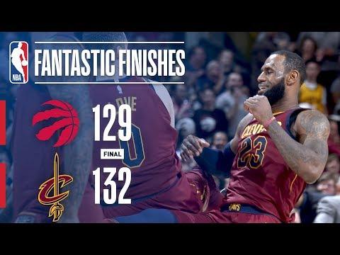 Download Youtube: The Cavaliers Mount A Tremendous Comeback vs The Raptors