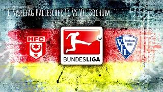 11.2.17 Hallescher Fc vs Vfl Bochum