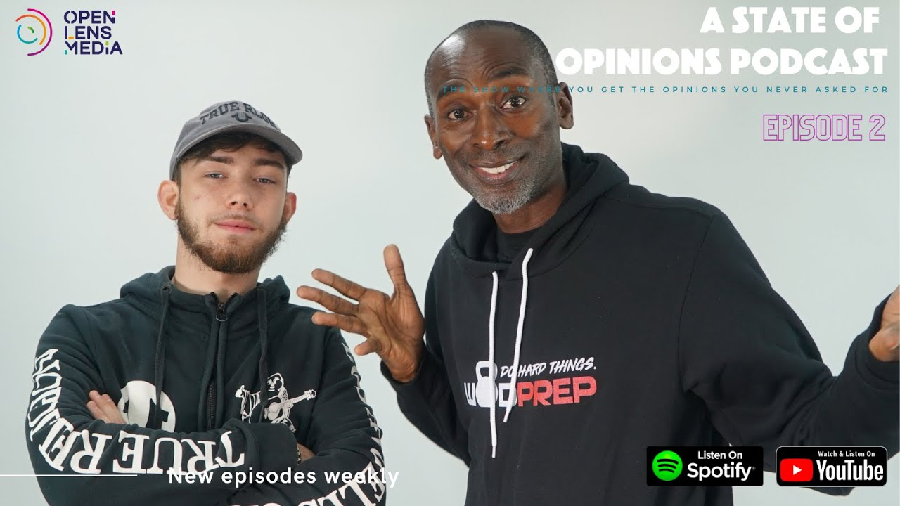 A State Of Opinions Episode 2 - Bike Life is Art!