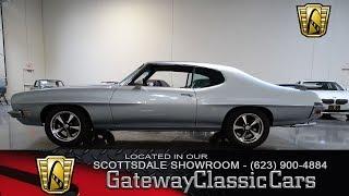 1972 Pontiac LeMans GT #279 Gateway Classic Cars