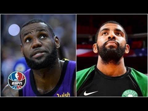 Is LeBron James recruiting Kyrie Irving on Instagram? (Chauncey says no way) | NBA Countdown