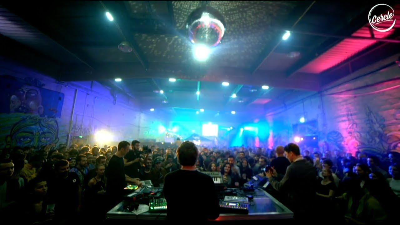Acid Arab live @ L'Aérosol in Paris, France for Cercle