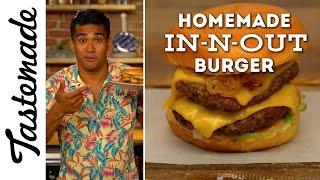 Homemade In-N-Out Burger | The Tastemakers-Jordan Andino