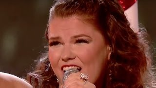 Saara Aalto Makes All Judges Standing With Mariah Carey Song | Semi Final  | The X Factor UK 2016