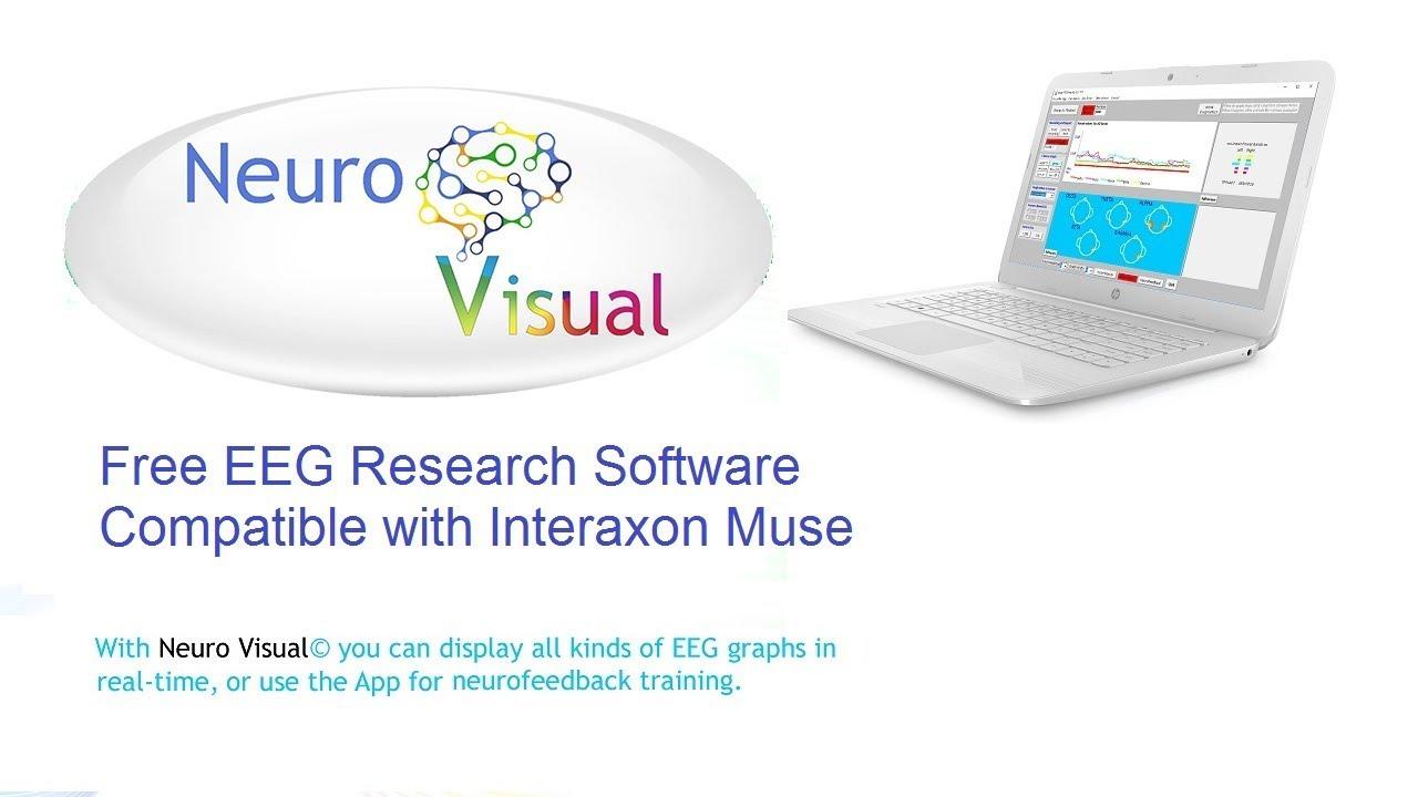 NeuroVisual App for Muse headband V5 2 (okt  2018)