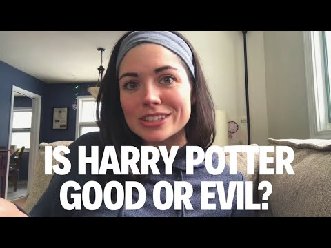 Can I Read/Watch Harry Potter as a Christian? - My Catholic Perspective